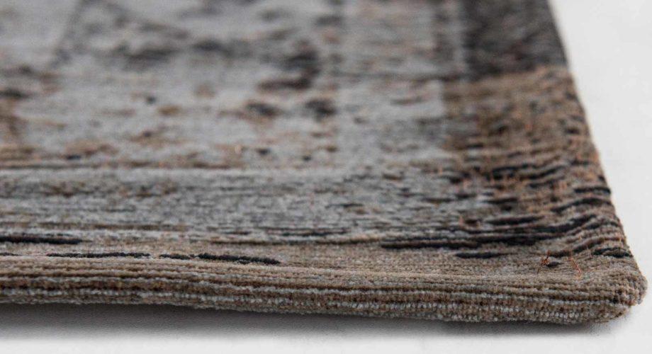 rugs Louis De Poortere LX8257 Fading World Medaillon Grey Ebony side