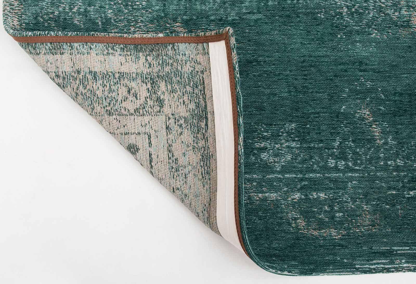 rug Louis De Poortere LX8258 Fading World Medaillon Jade back