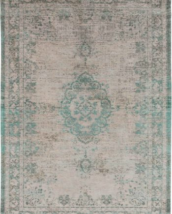 rug Louis De Poortere LX8259 Fading World Medaillon Jade Oyster