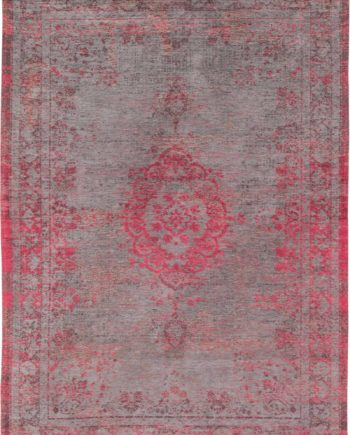 rug Louis De Poortere LX8261 Fading World Medaillon Pink Flash