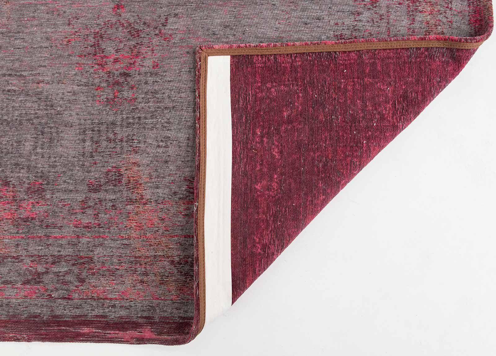 rug Louis De Poortere LX8261 Fading World Medaillon Pink Flash back