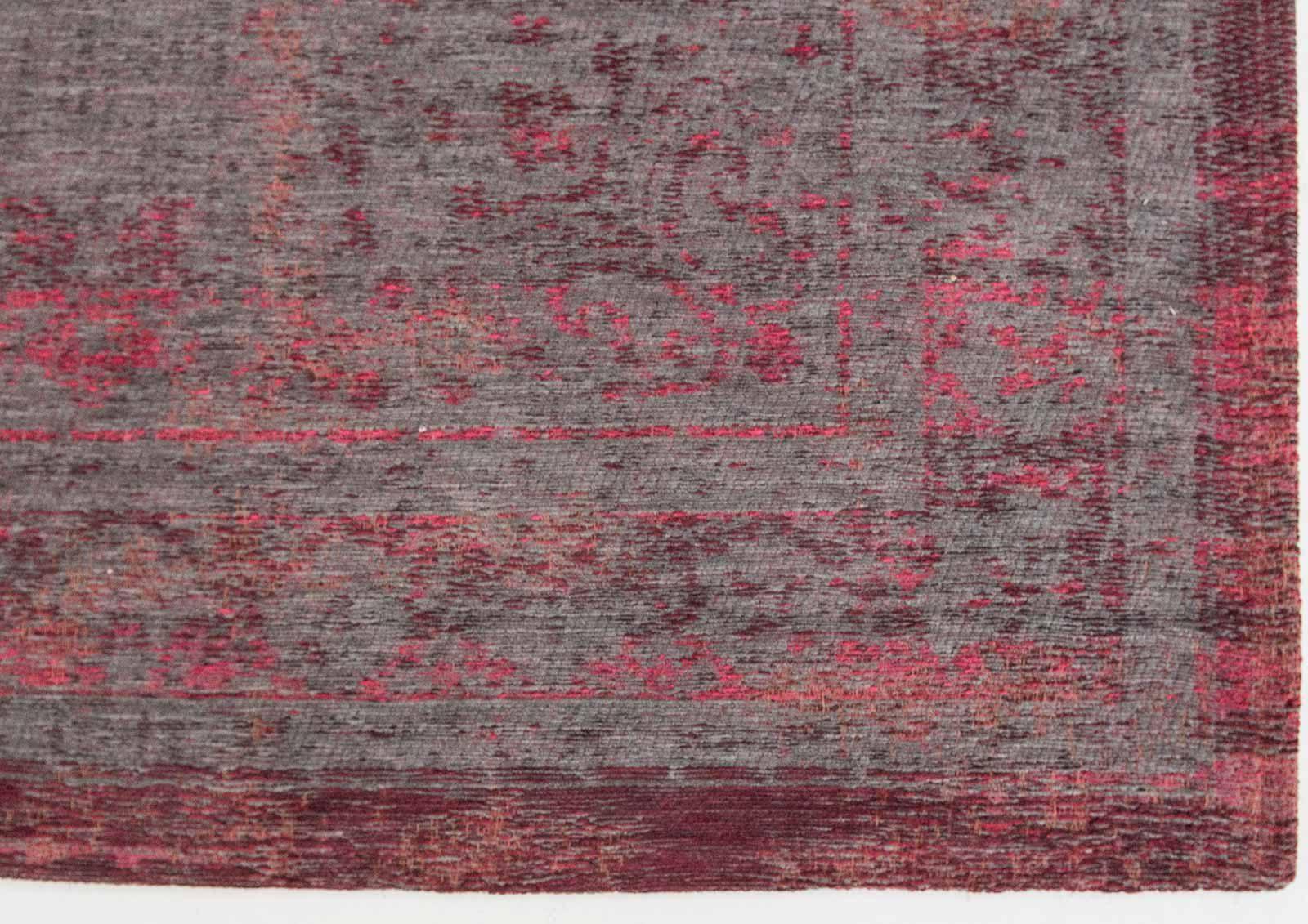 rug Louis De Poortere LX8261 Fading World Medaillon Pink Flash corner
