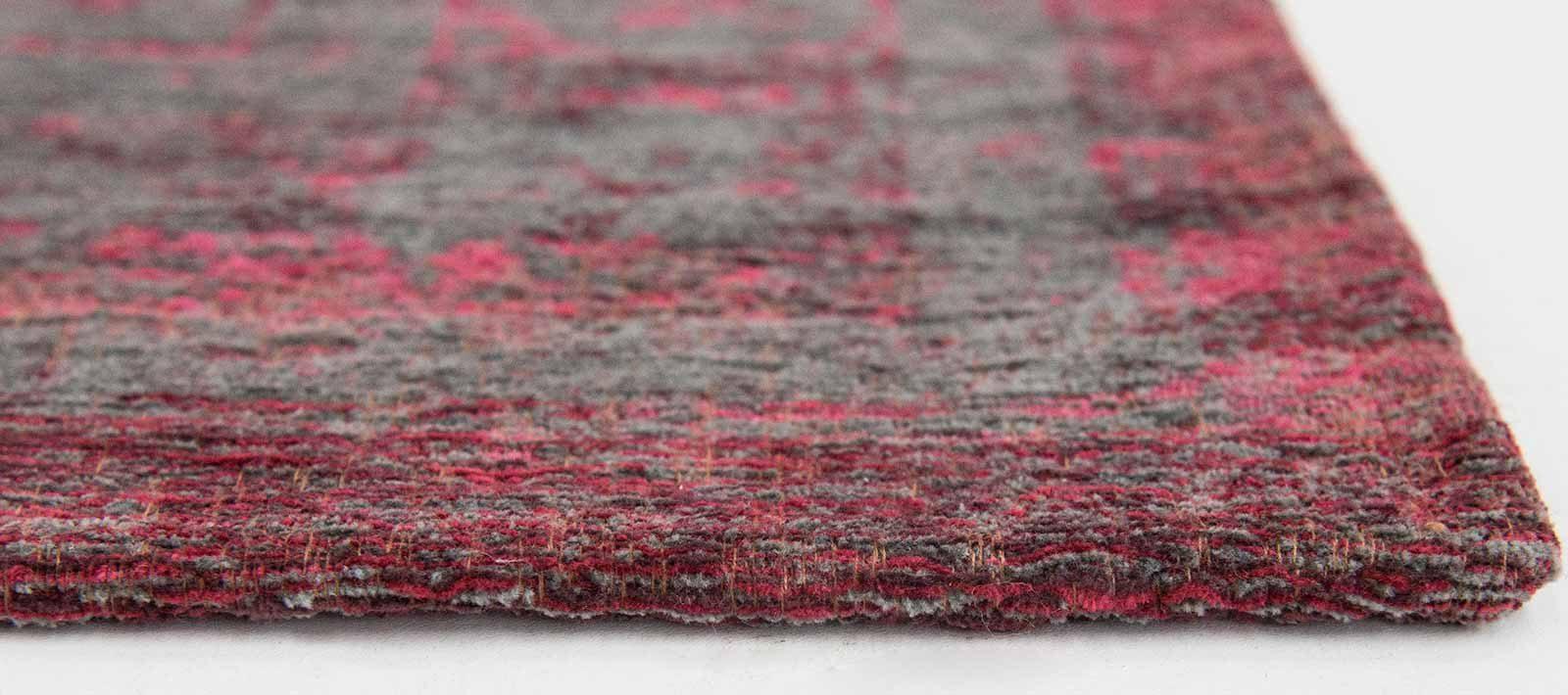 rug Louis De Poortere LX8261 Fading World Medaillon Pink Flash size