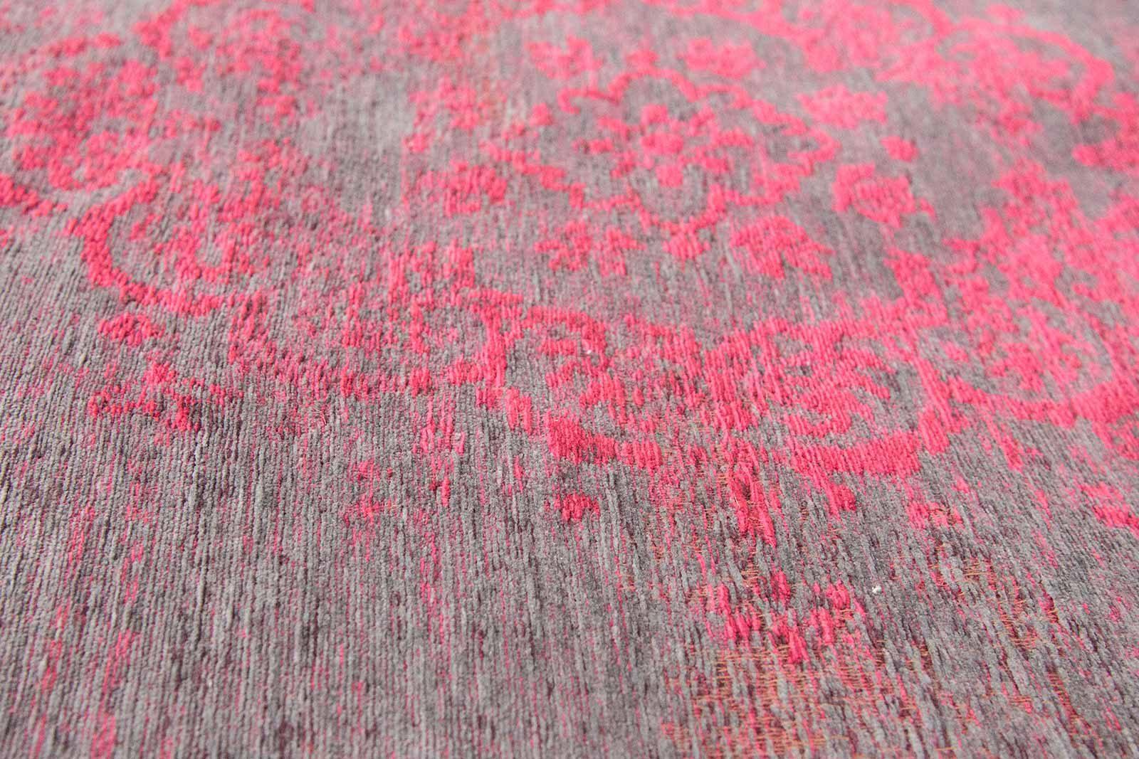 rug Louis De Poortere LX8261 Fading World Medaillon Pink Flash zoom