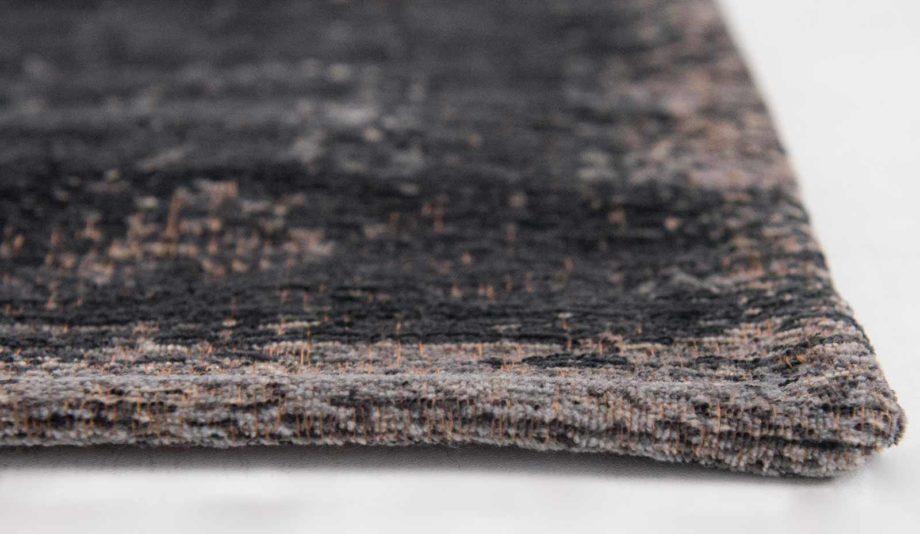 rug Louis De Poortere LX8263 Fading World Medaillon Mineral Black size