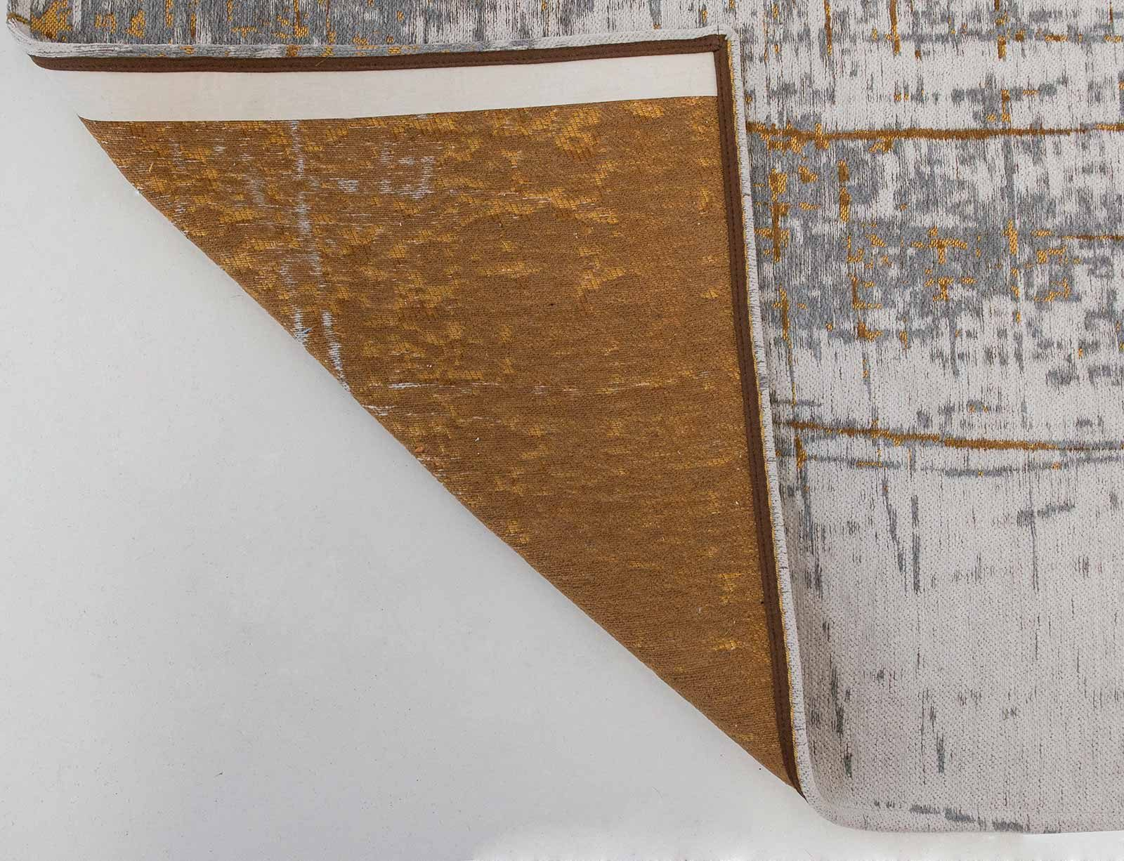 rugs Louis De Poortere LX8419 Mad Men Griff Columbus Gold back