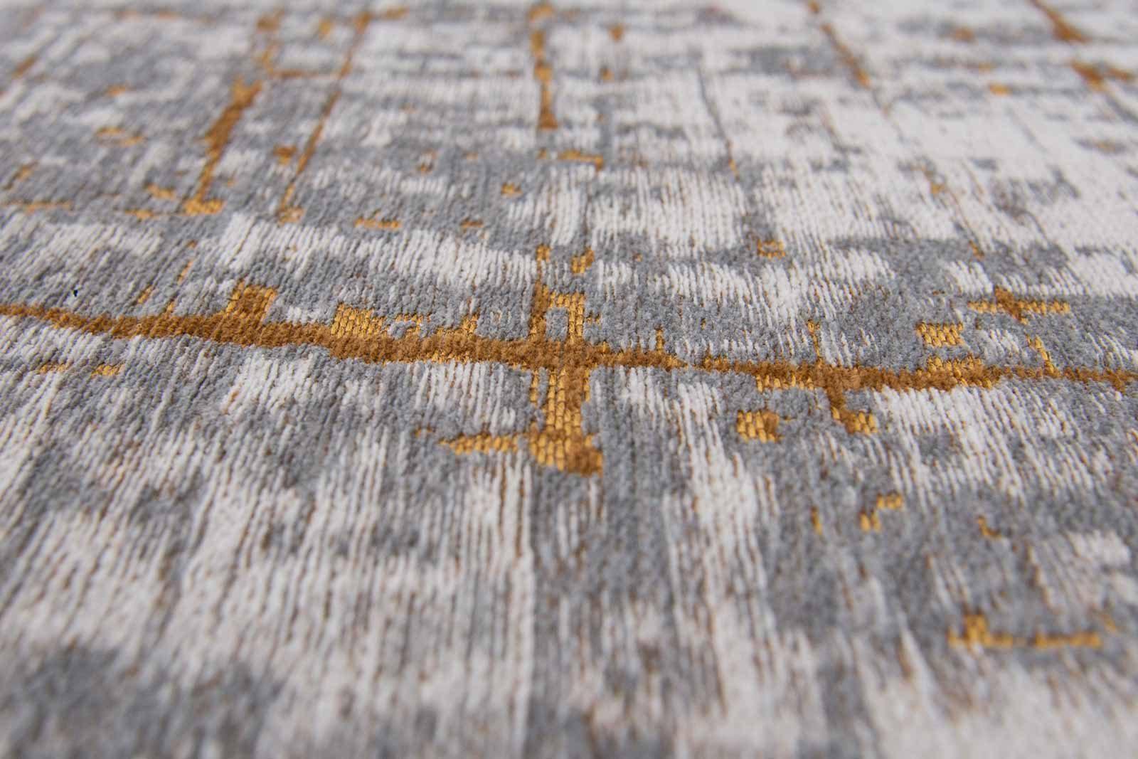 rugs Louis De Poortere LX8419 Mad Men Griff Columbus Gold zoom