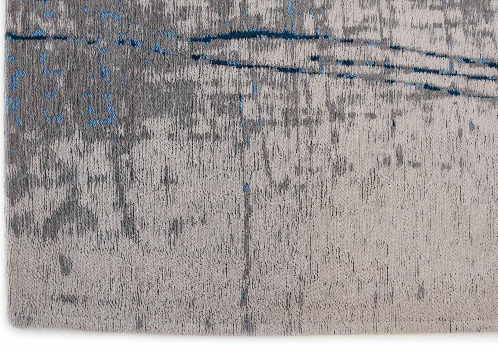 rugs Louis De Poortere LX8421 Mad Men Griff Bronx Azurite corner
