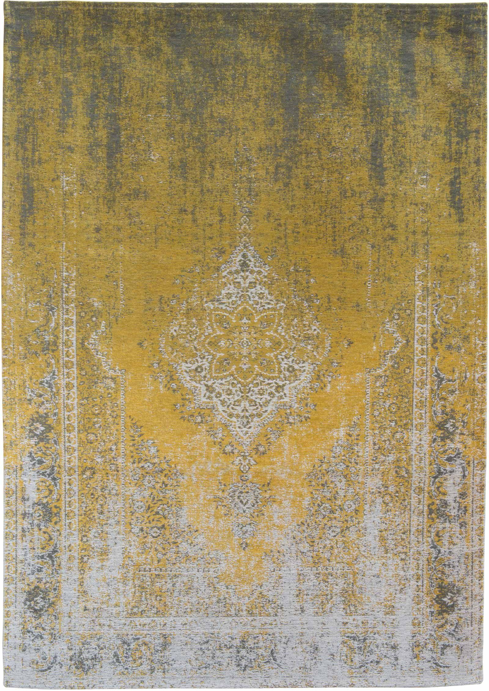 rugs Louis De Poortere LX8638 Fading World Generation Yuzu Cream