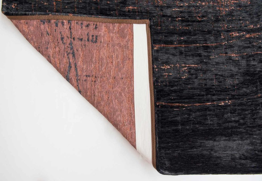 rugs Louis De Poortere LX8925 Mad Men Griff Soho Copper back