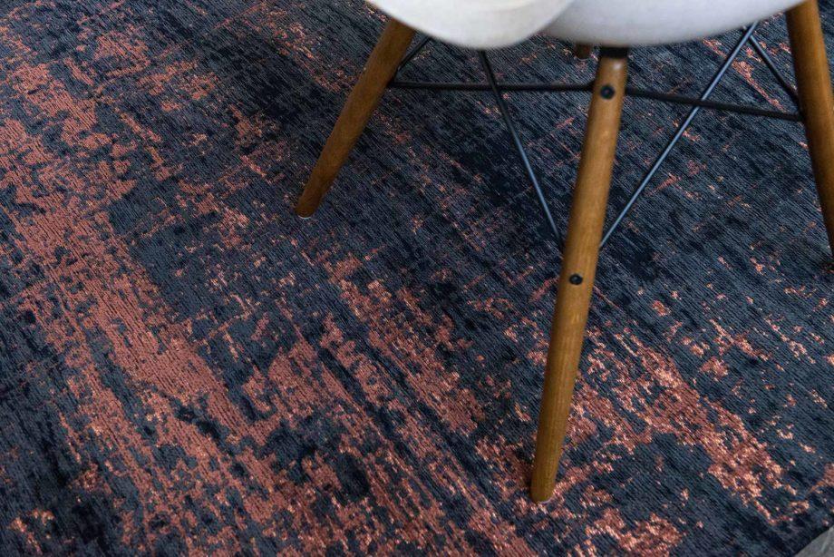 rugs Louis De Poortere LX8925 Mad Men Griff Soho Copper zoom