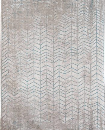 rugs Louis De Poortere LX8927 Mad Men Jacobs Ladder Tribeca Blue