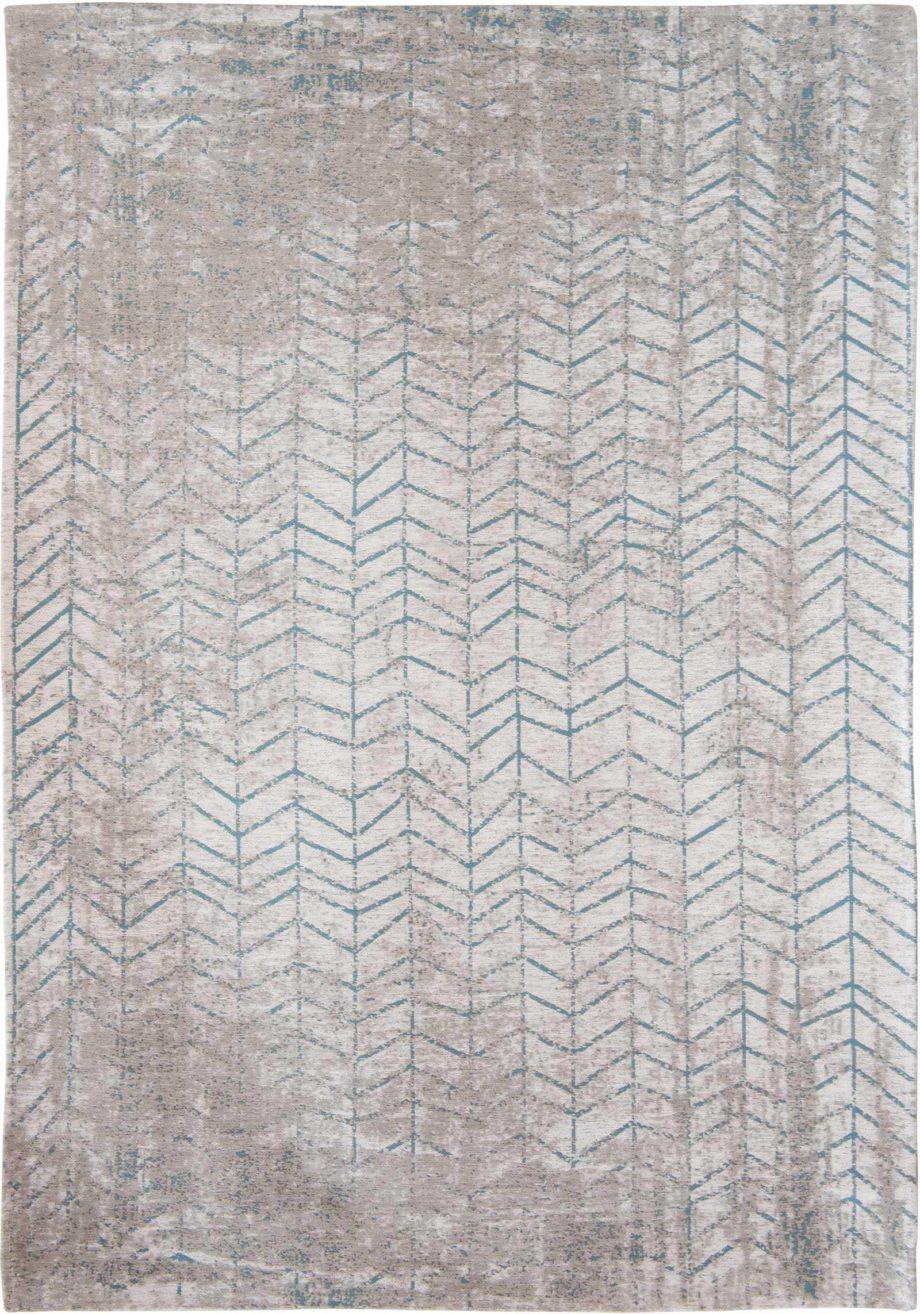rugs Louis De Poortere LX8927 Mad Men Jacobs Ladder Tribeca Blue