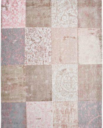 rugs Louis De Poortere LX8238 Cameo Bolshoi Pink