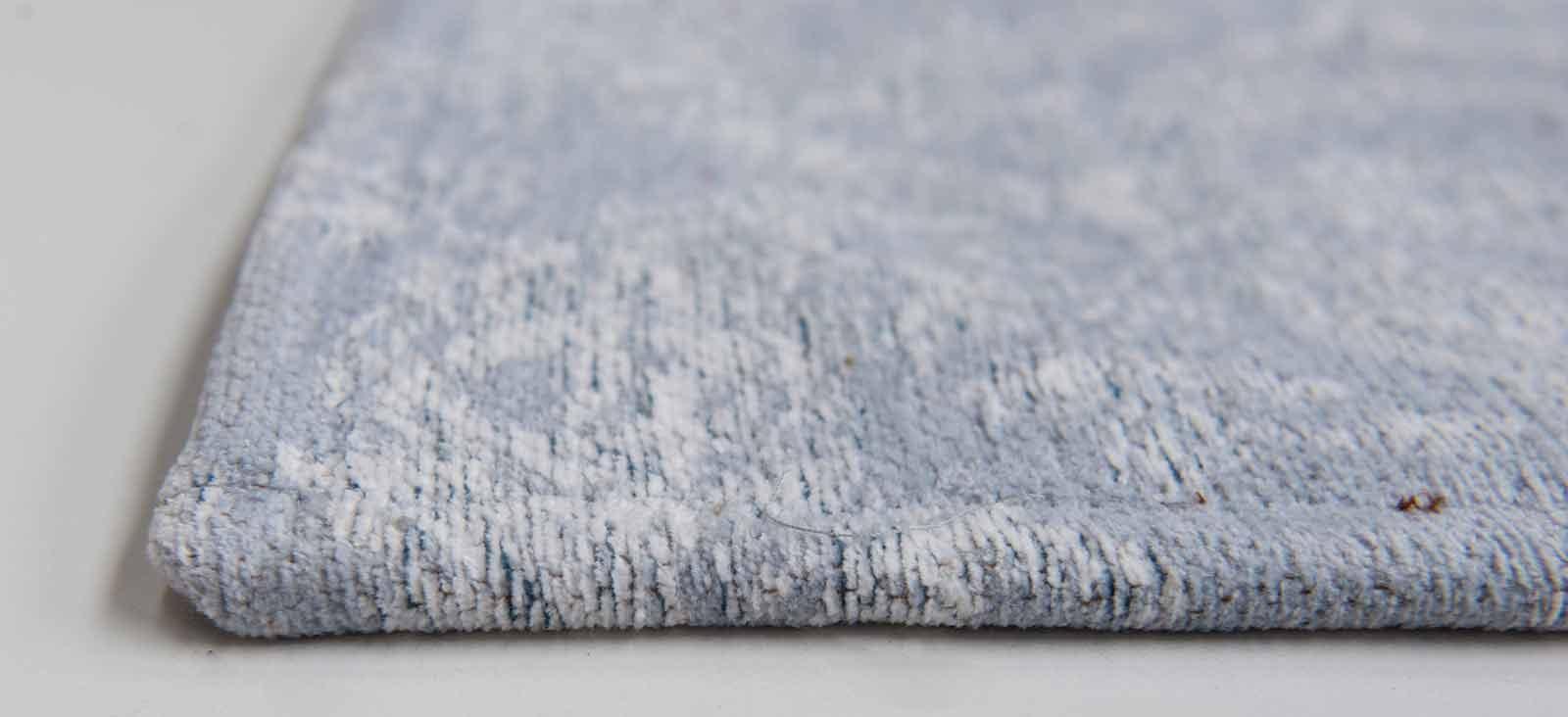 rugs Louis De Poortere LX8981 Vintage Bruges Blue side