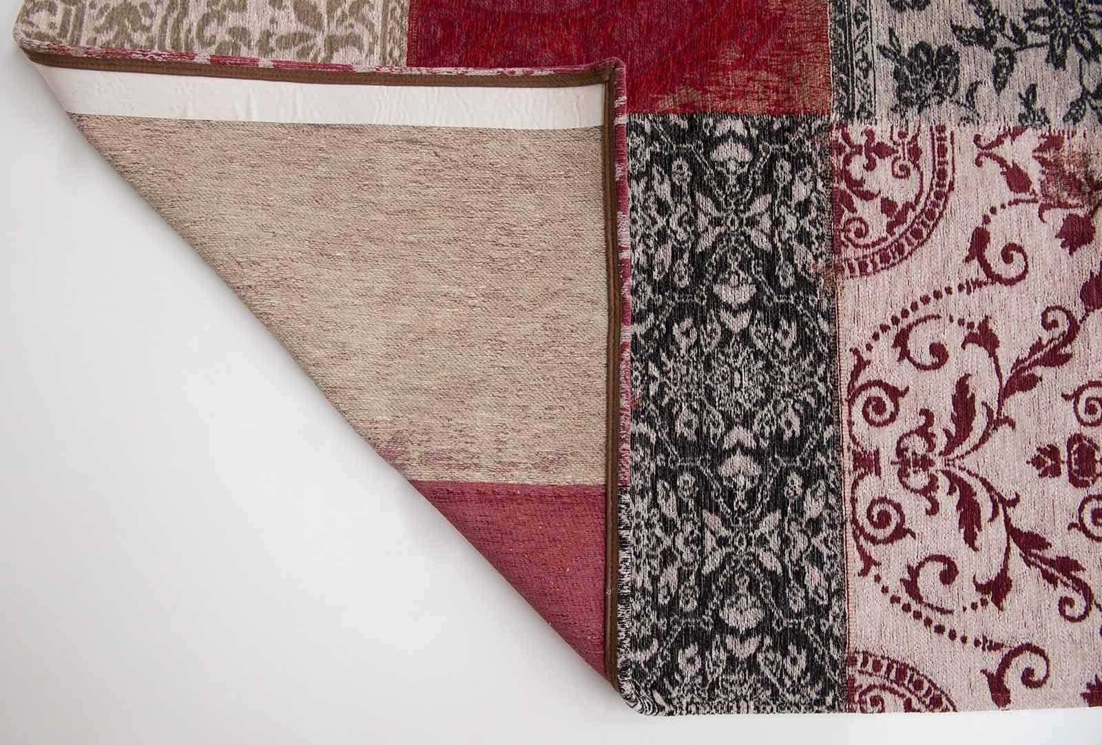 rugs Louis De Poortere LX8985 Vintage Antwerp Red corner