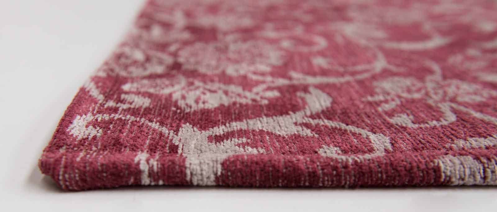 rugs Louis De Poortere LX8985 Vintage Antwerp Red side