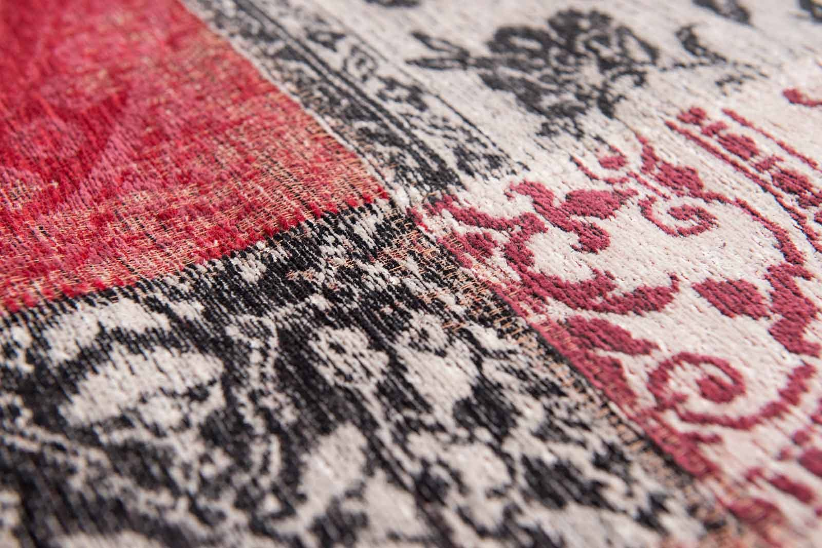 rugs Louis De Poortere LX8985 Vintage Antwerp Red zoom