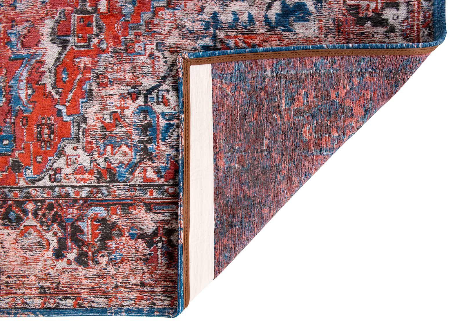 rugs Louis De Poortere LX8703 Antiquarian Antique Heriz Classic Brick back