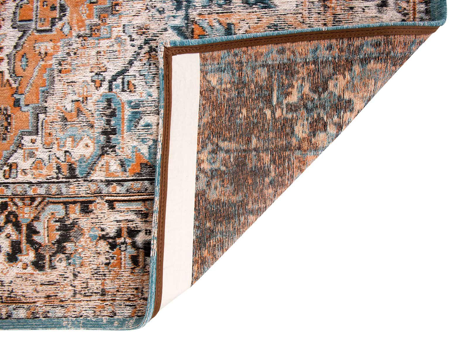 rugs Louis De Poortere LX8705 Antiquarian Antique Heriz Seray Orange back