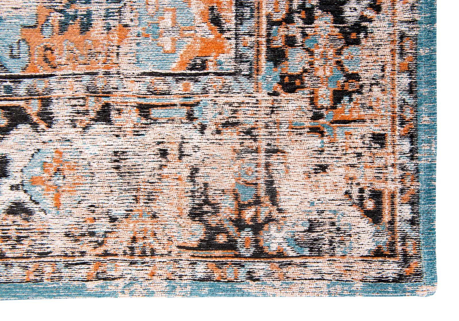 rugs Louis De Poortere LX8705 Antiquarian Antique Heriz Seray Orange corner