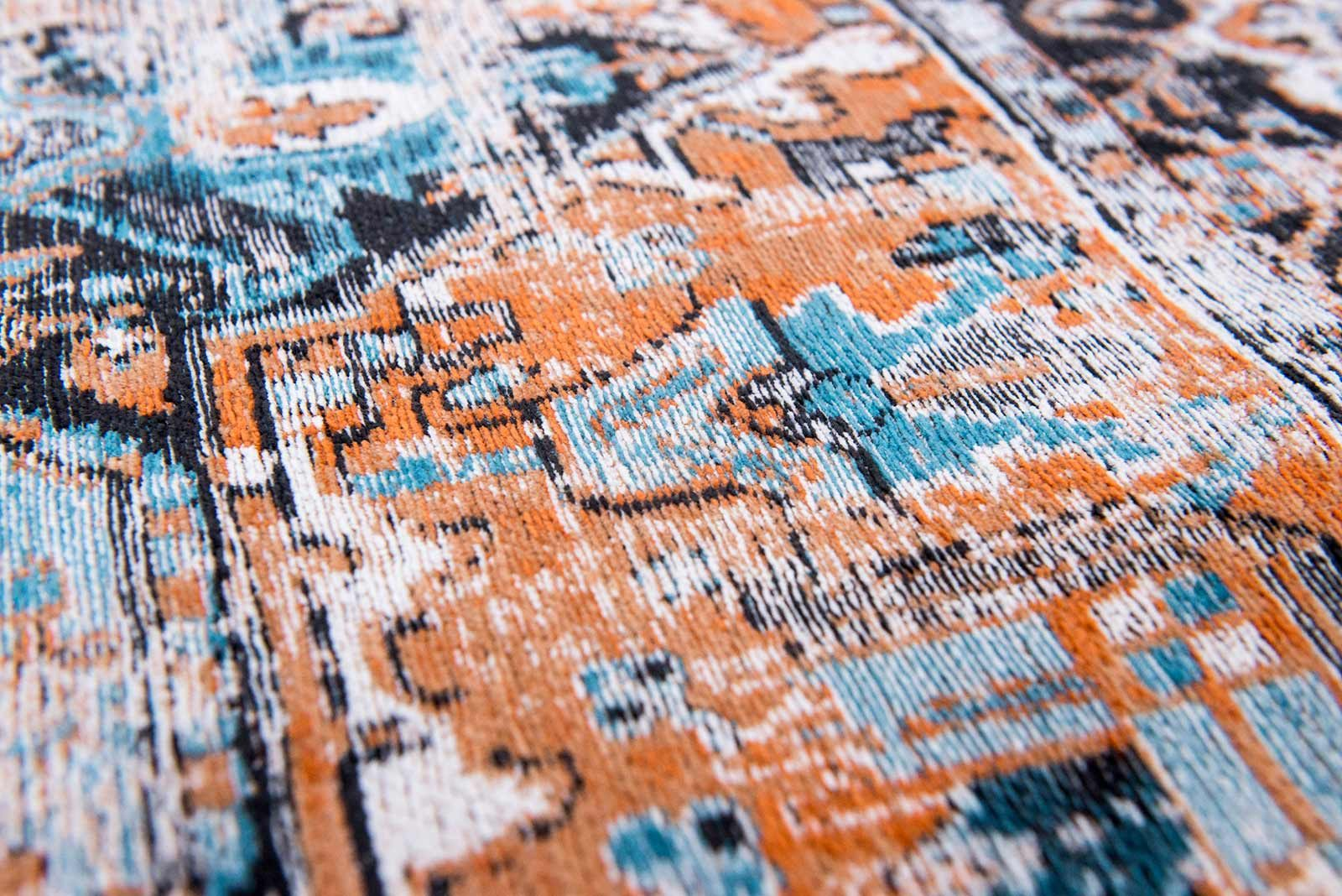 rugs Louis De Poortere LX8705 Antiquarian Antique Heriz Seray Orange zoom 2