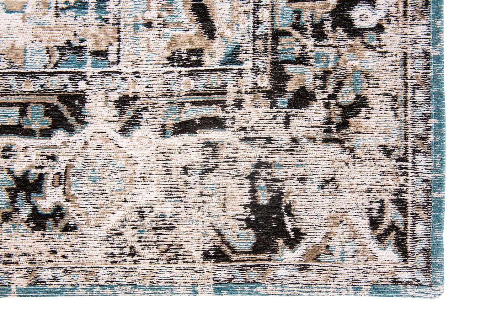 rugs Louis De Poortere LX8708 Antiquarian Antique Heriz Golden Horn Beige corner