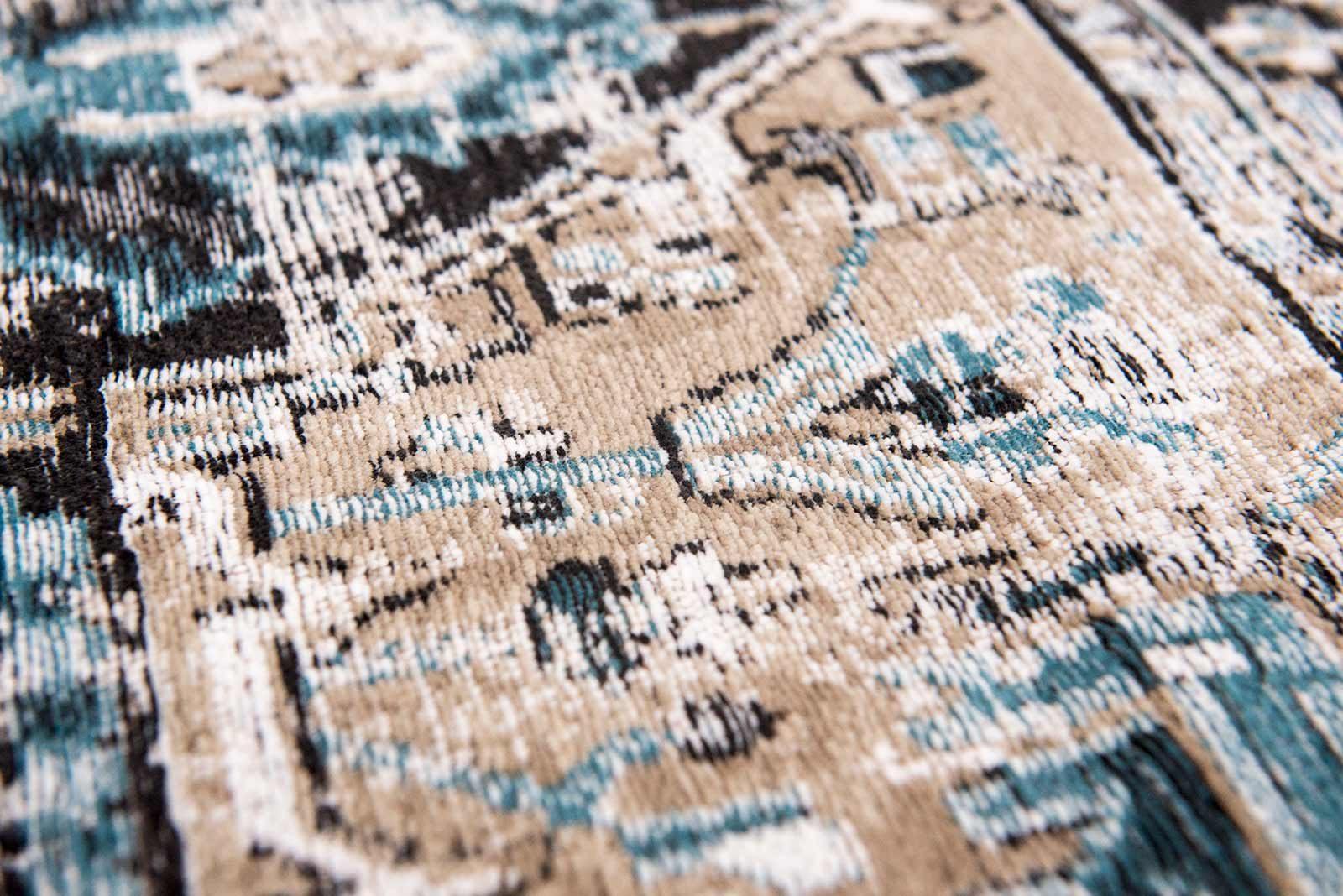 rugs Louis De Poortere LX8708 Antiquarian Antique Heriz Golden Horn Beige zoom 2