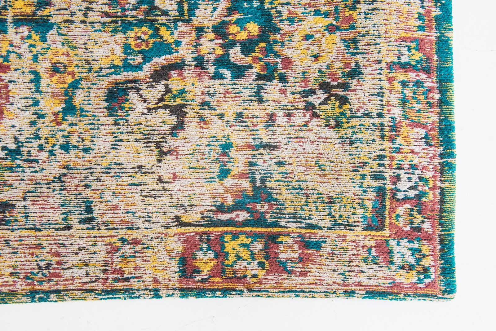 rugs Louis De Poortere LX8711 Antiquarian Antique Bakthiari TopKapi Multi corner