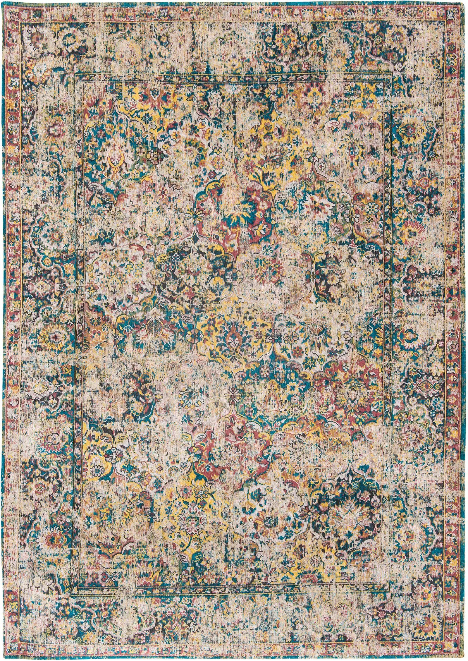 rugs Louis De Poortere LX8711 Antiquarian Antique Bakthiari Topkapi Multi