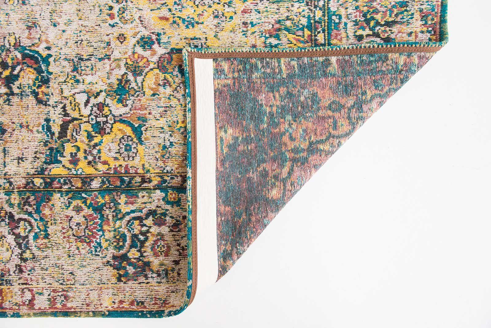 rugs Louis De Poortere LX8711 Antiquarian Antique Bakthiari Topkapi Multi back