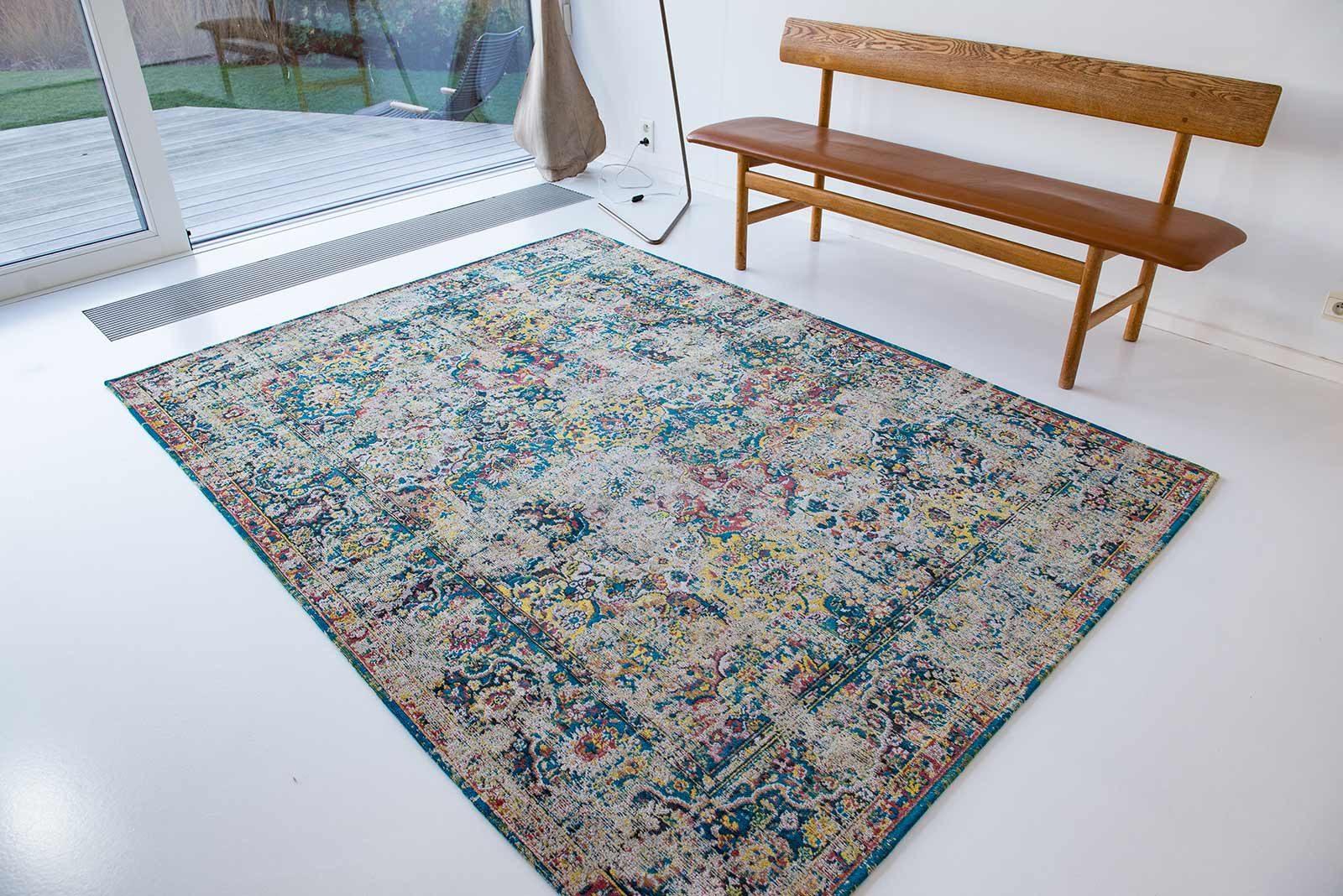 rugs Louis De Poortere LX8711 Antiquarian Antique Bakthiari Topkapi Multi interior