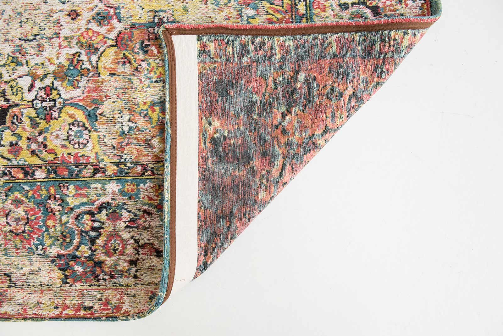 rugs Louis De Poortere LX8712 Antiquarian Antique Bakthiari Janissary Multi back