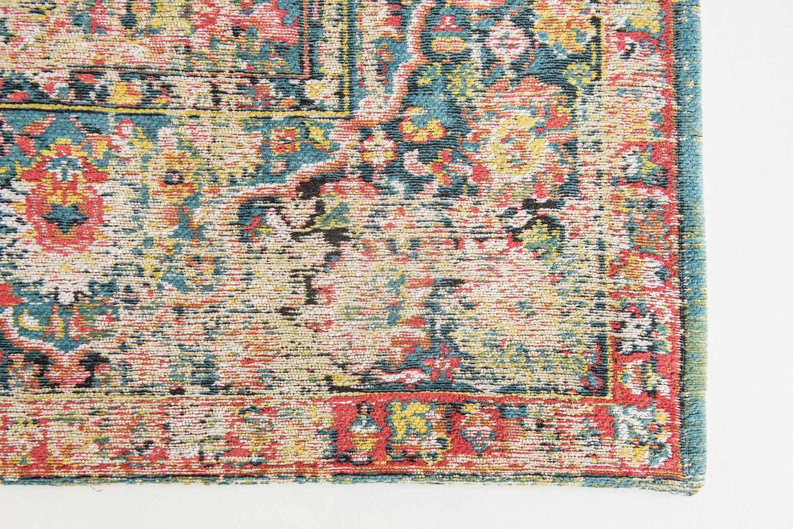 rugs Louis De Poortere LX8712 Antiquarian Antique Bakthiari Janissary Multi corner