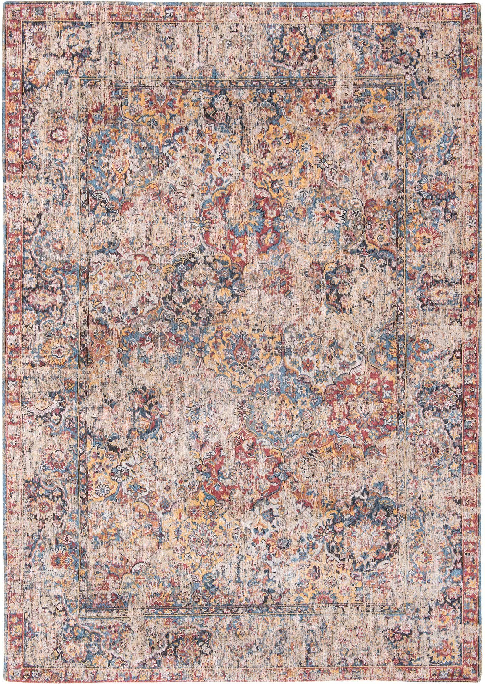 rugs Louis De Poortere LX8713 Antiquarian Antique Bakthiari Khedive Multi