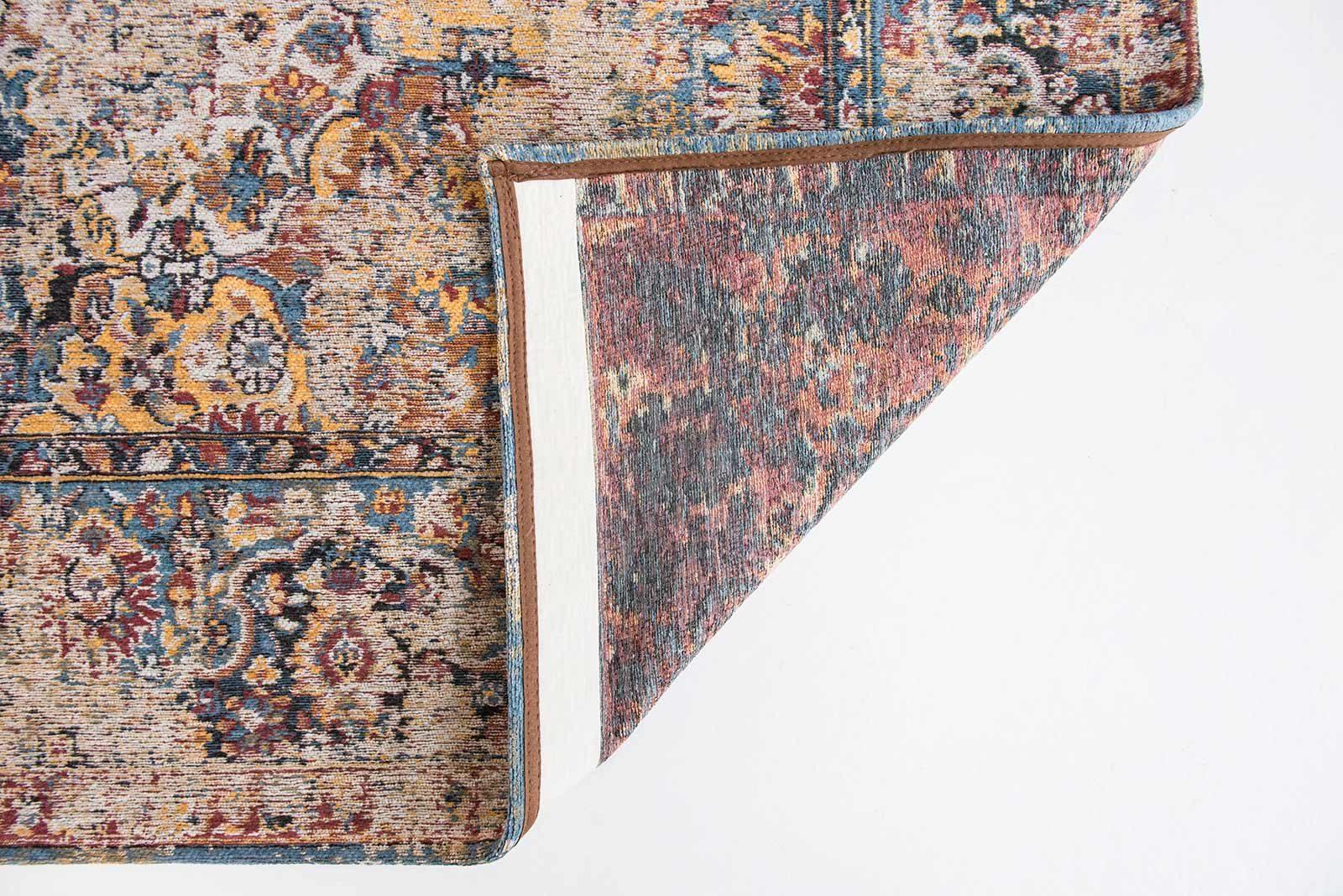 rugs Louis De Poortere LX8713 Antiquarian Antique Bakthiari Khedive Multi back