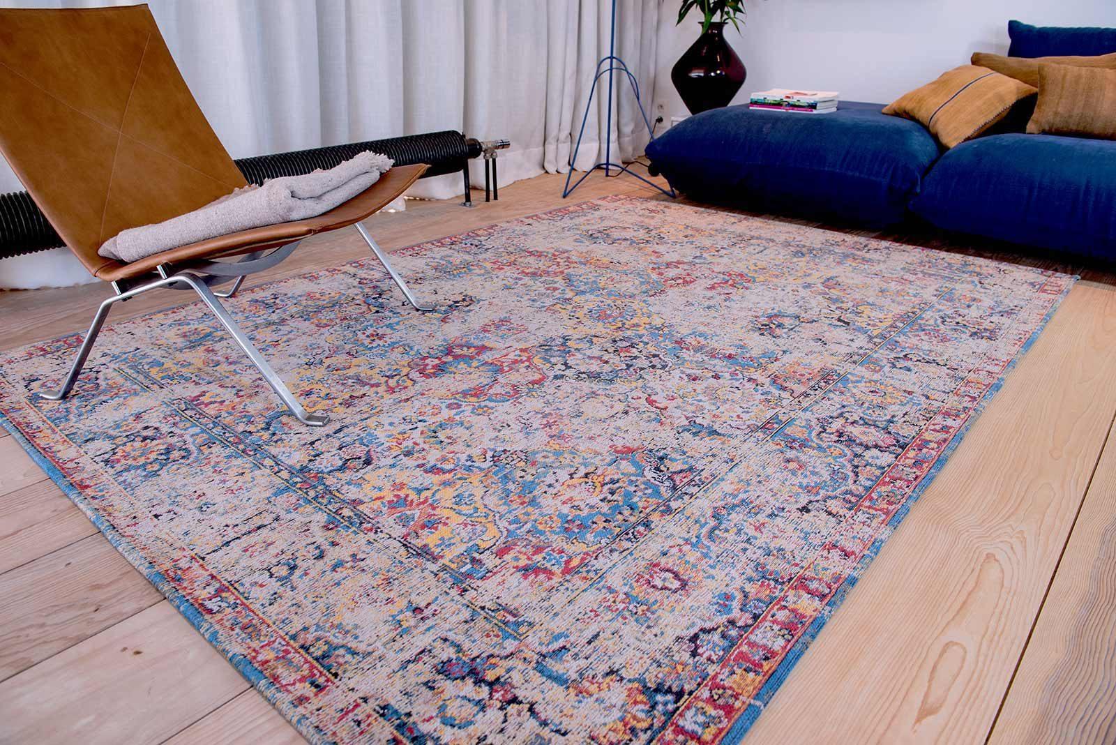 rugs Louis De Poortere LX8713 Antiquarian Antique Bakthiari Khedive Multi interior