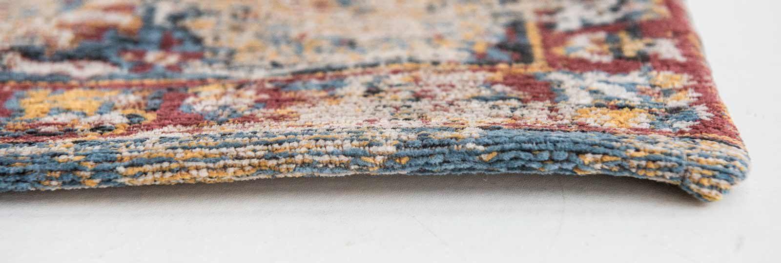 rugs Louis De Poortere LX8713 Antiquarian Antique Bakthiari Khedive Multi side