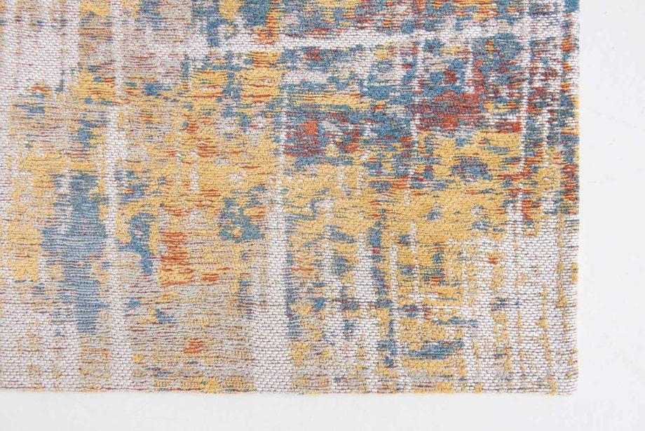 rugs Louis De Poortere LX8714 Atlantic Streaks Montauk Multi corner