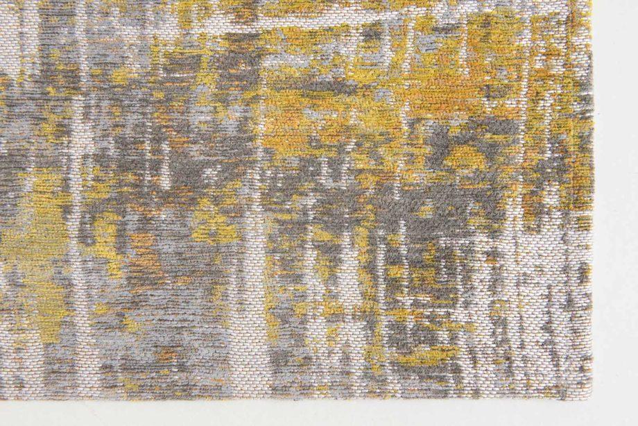 rugs Louis De Poortere LX8715 Atlantic Streaks Sea Bright Sunny corner