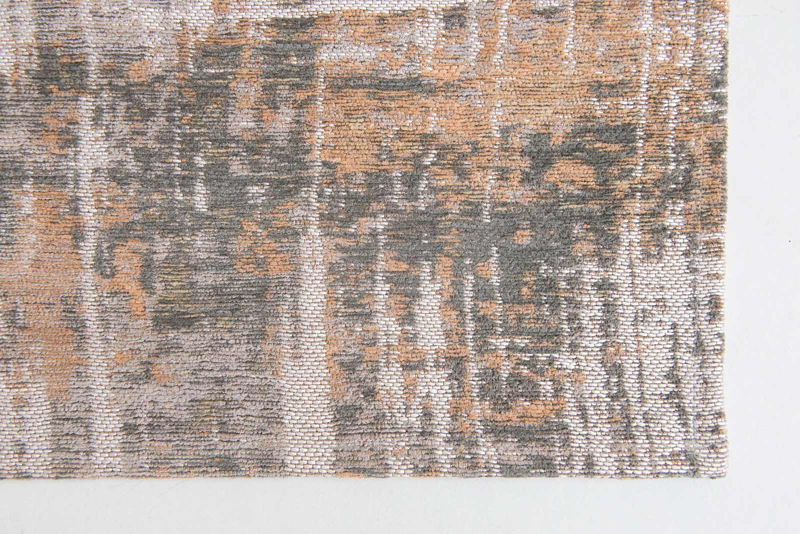 rugs Louis De Poortere LX8717 Atlantic Streaks Parsons Powder corner