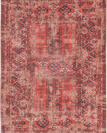 rugs Louis De Poortere LX8719 Antiquarian Antique Hadschlu 782 Red