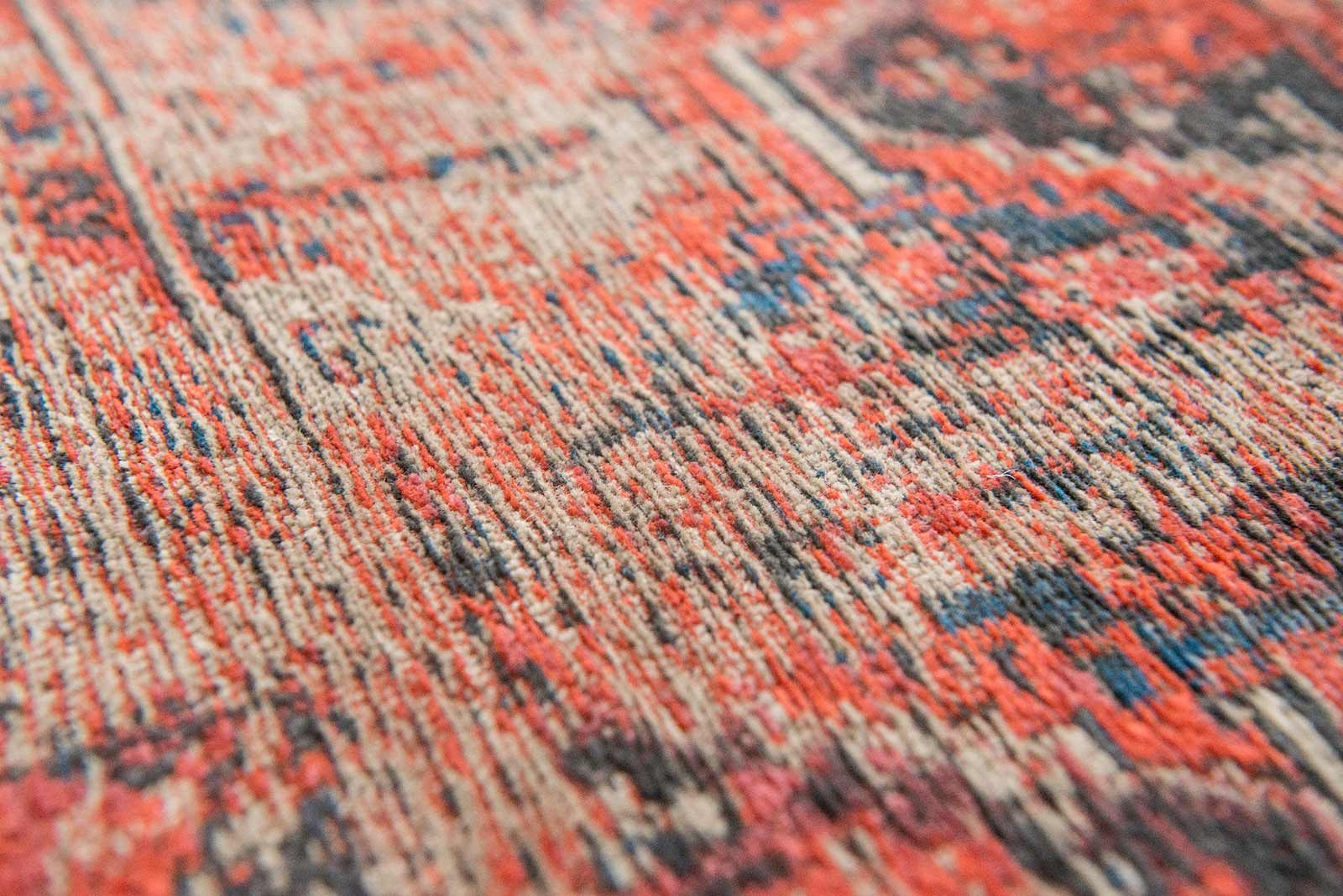 rugs Louis De Poortere LX8719 Antiquarian Antique Hadschlu 782 Red zoom 2