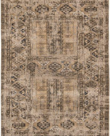 rugs Louis De Poortere LX8720 Antiquarian Antique Hadschlu Agha Old Gold