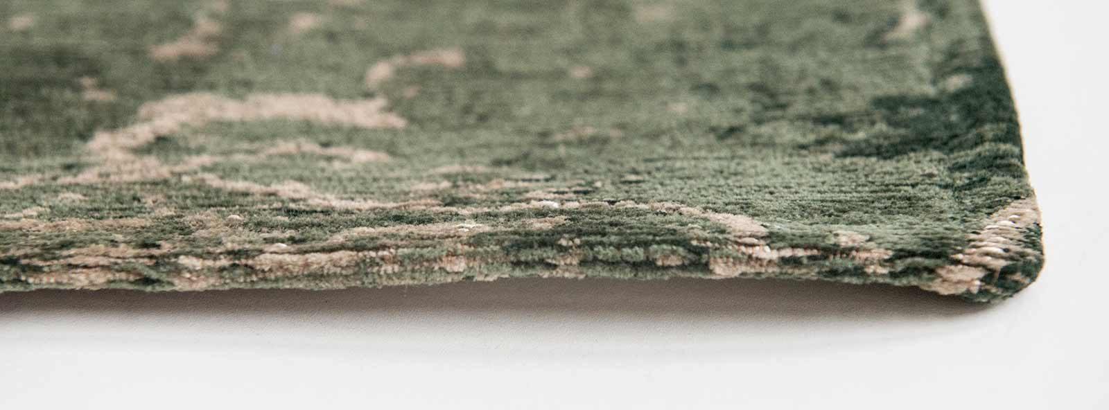 rugs Louis De Poortere LX8723 Mad Men Cracks Dark Pine side