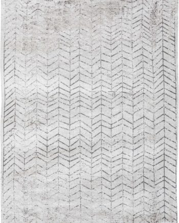 rugs Louis De Poortere LX8652 Mad Men Jacobs Ladder Black on White