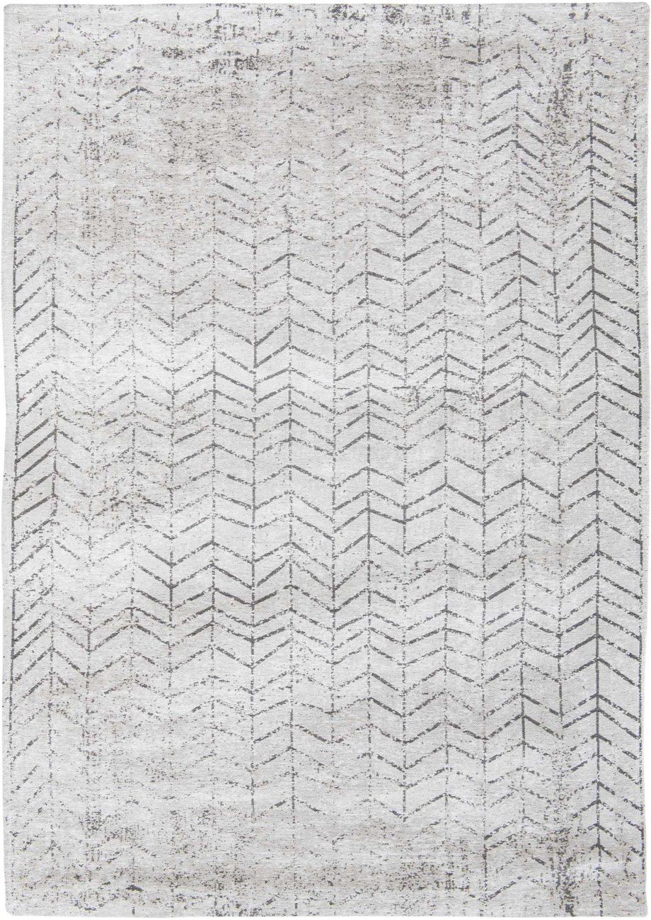 rugs Louis De Poortere LX8652 Mad Men Jacobs Ladder Black on White