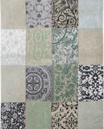 rugs Louis De Poortere LX8751 Vintage Ardennes Green