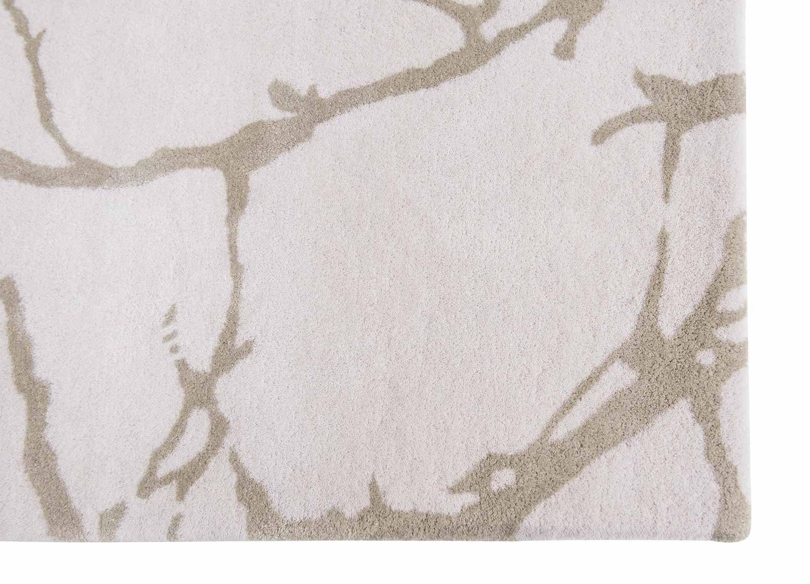 Louis De Poortere rugs Romo LX 2009 Acacia Crema corner