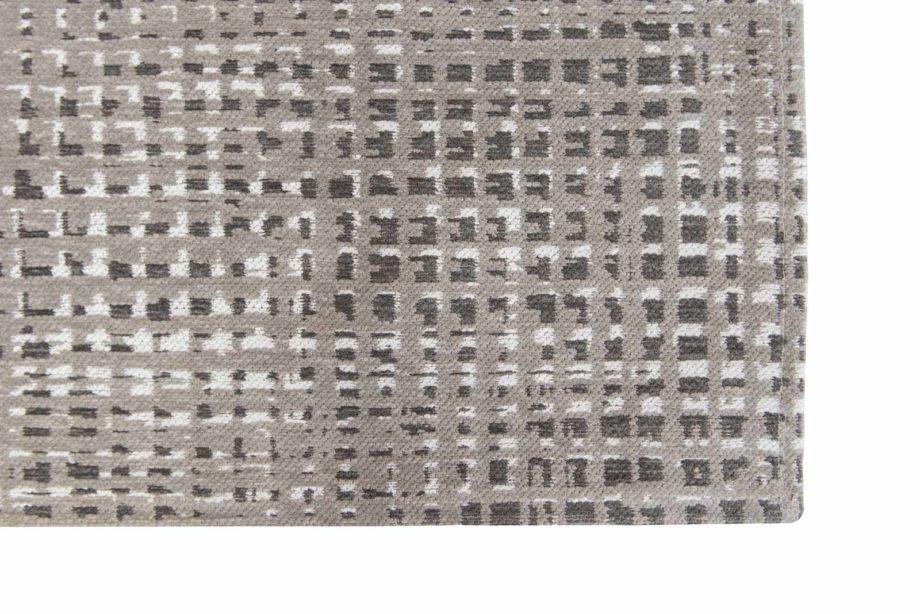 Louis De Poortere rugs Romo LX 8737 Lazlo Cobblestone corner